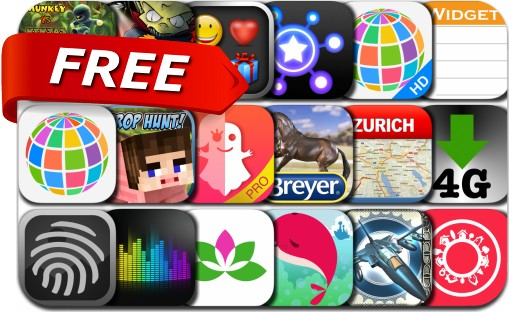 iPhone & iPad Apps Gone Free - June 17, 2016