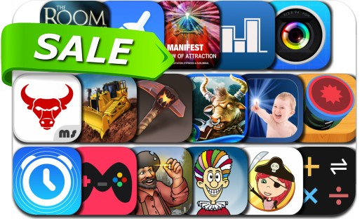 iPhone & iPad App Price Drops - June 28, 2018