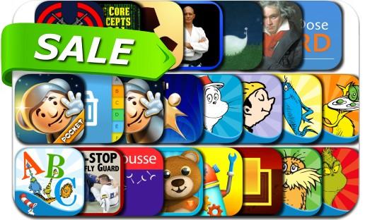 iPhone & iPad App Price Drops - August 22, 2016