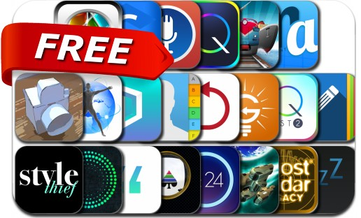 iPhone & iPad Apps Gone Free - July 16, 2014
