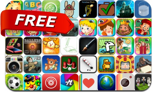 iPhone & iPad Apps Gone Free - October 12