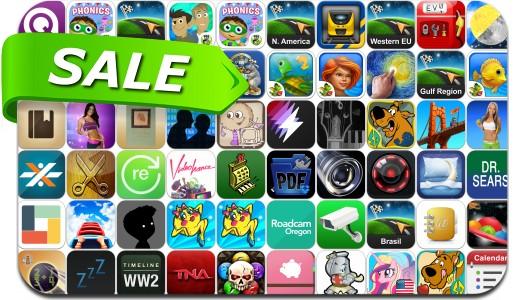 iPhone & iPad App Price Drops - June 6, 2014