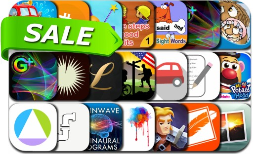 iPhone & iPad App Price Drops - June 5, 2016