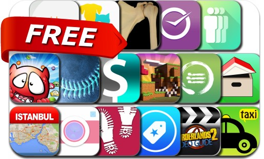 iPhone & iPad Apps Gone Free - May 24, 2015