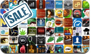 iPhone and iPad Apps Price Drops - November 7