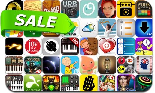 iPhone & iPad App Price Drops - September 25, 2014