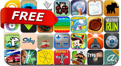 iPhone & iPad Apps Gone Free - March 20, 2014