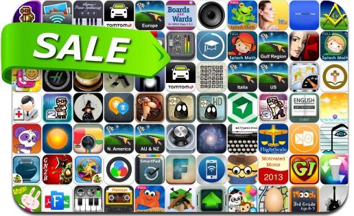 iPhone & iPad App Price Drops - November 1