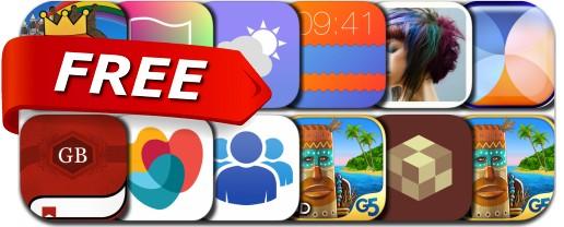 iPhone & iPad Apps Gone Free - February 23, 2016