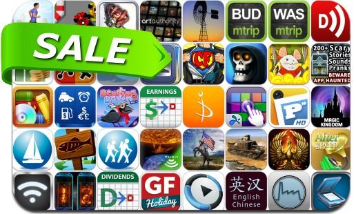 iPhone & iPad App Price Drops - April 14