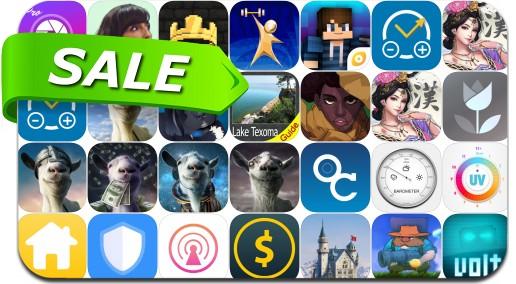 iPhone & iPad App Price Drops - February 25, 2019