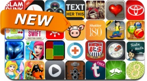 Newly Released iPhone & iPad Apps - February 5