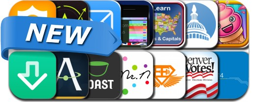 Newly Released iPhone & iPad Apps - September 10, 2014