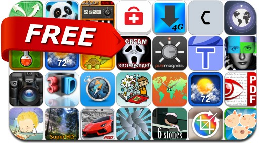 iPhone & iPad Apps Gone Free - September 29