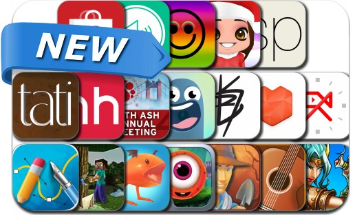 Newly Released iPhone & iPad Apps - November 22, 2014