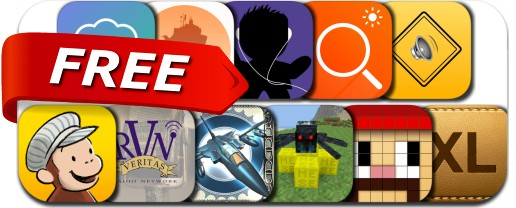 iPhone & iPad Apps Gone Free - August 12, 2016