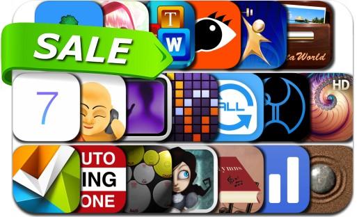iPhone & iPad App Price Drops - April 17, 2016