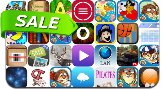 iPhone & iPad App Price Drops - November 17, 2015