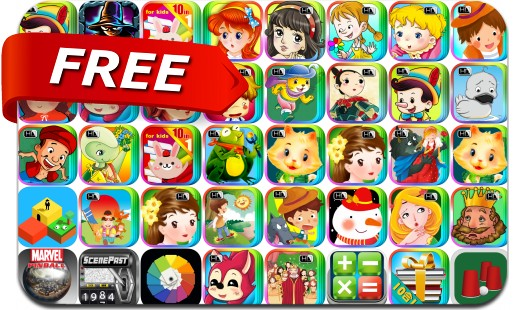 iPhone & iPad Apps Gone Free - July 18, 2015