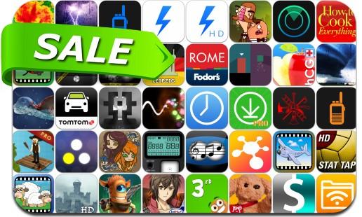 iPhone & iPad App Price Drops - January 23, 2015