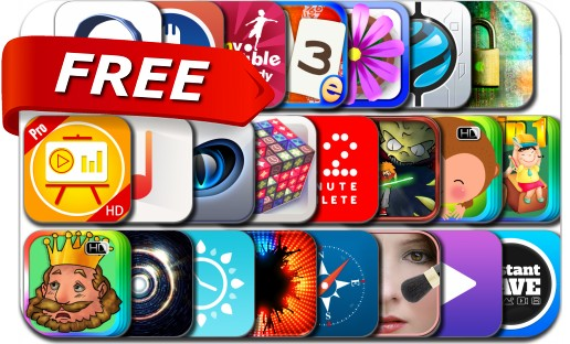iPhone & iPad Apps Gone Free - May 6, 2014