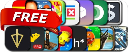 iPhone & iPad Apps Gone Free - October 16, 2015