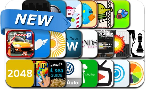 Newly Released iPhone & iPad Apps - March 20, 2014