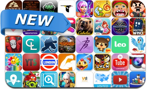 Newly Released iPhone & iPad Apps - December 12