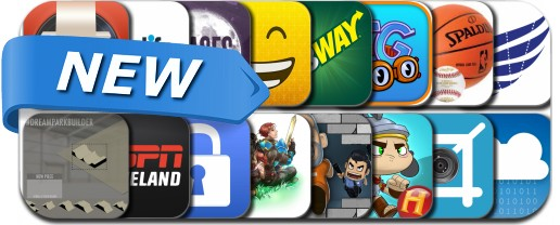 Newly Released iPhone & iPad Apps - August 9, 2014