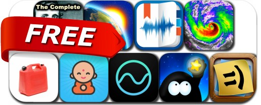 iPhone & iPad Apps Gone Free - November 1, 2017
