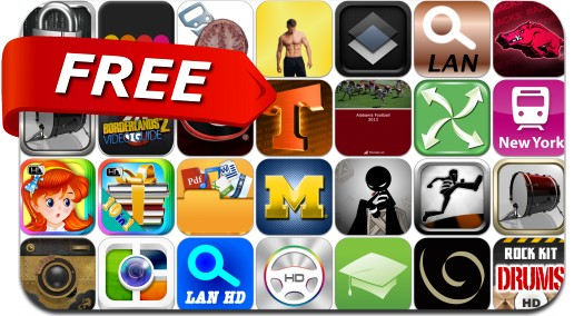 iPhone & iPad Apps Gone Free - August 26