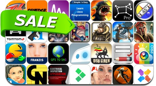 iPhone & iPad App Price Drops - November 8, 2014
