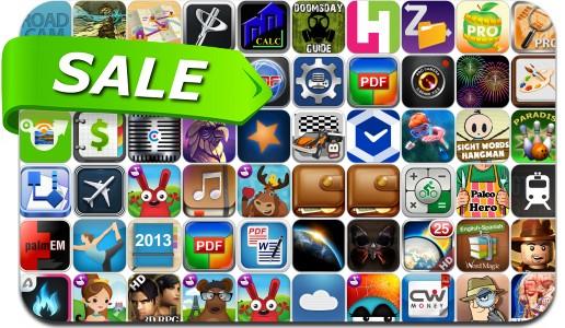 iPhone & iPad App Price Drops - August 28