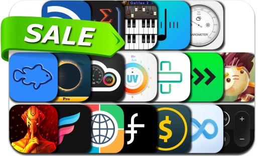 iPhone & iPad App Price Drops - July 30, 2019