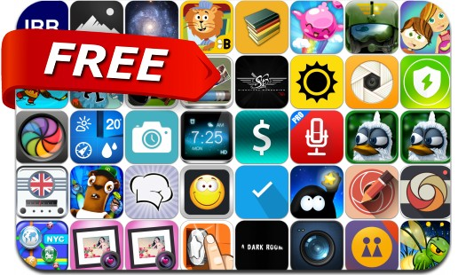 iPhone & iPad Apps Gone Free - February 15, 2014