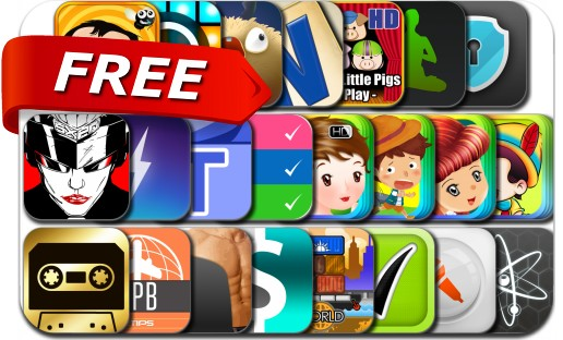 iPhone & iPad Apps Gone Free - December 7, 2014