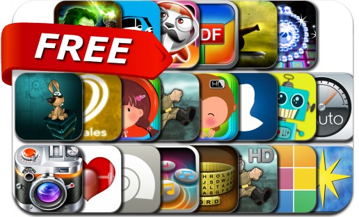 iPhone & iPad Apps Gone Free - March 22, 2014