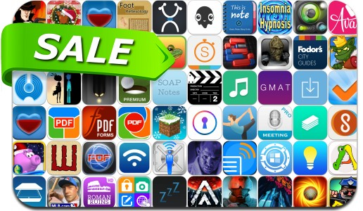 iPhone & iPad App Price Drops - December 21, 2014