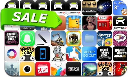 iPhone & iPad App Price Drops - October 24, 2014