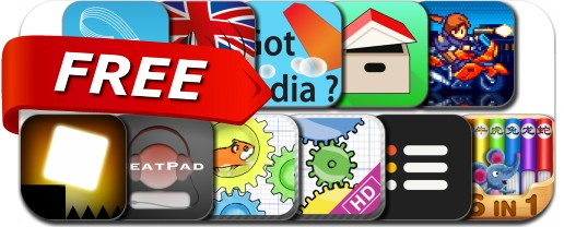 iPhone & iPad Apps Gone Free - March 30, 2015