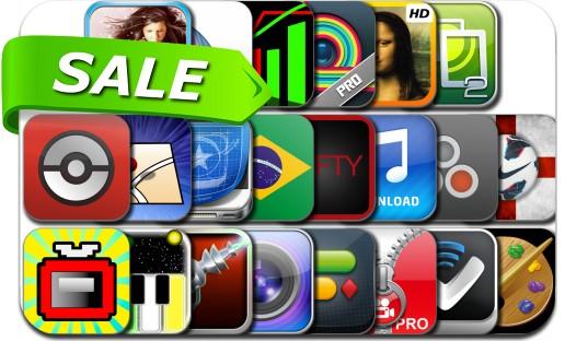 iPhone & iPad App Price Drops - May 19