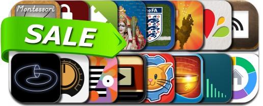 iPhone & iPad App Price Drops - October 6, 2014
