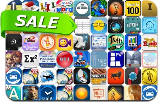 iPhone & iPad App Price Drops - April 3