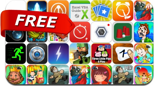 iPhone & iPad Apps Gone Free - May 17, 2014