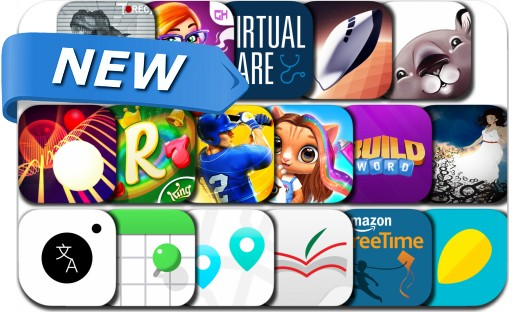 Newly Released iPhone & iPad Apps - June 23, 2018