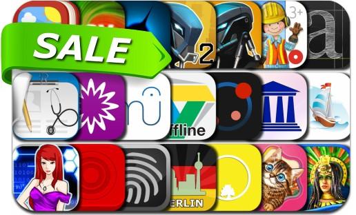 iPhone & iPad App Price Drops - March 30, 2016