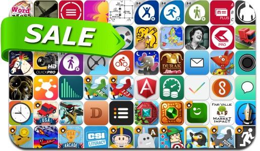 iPhone & iPad App Price Drops - May 28, 2015