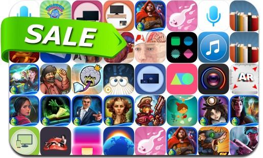 iPhone & iPad App Price Drops - May 9, 2018