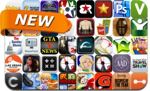 Newly Released iPhone & iPad Apps - February 23