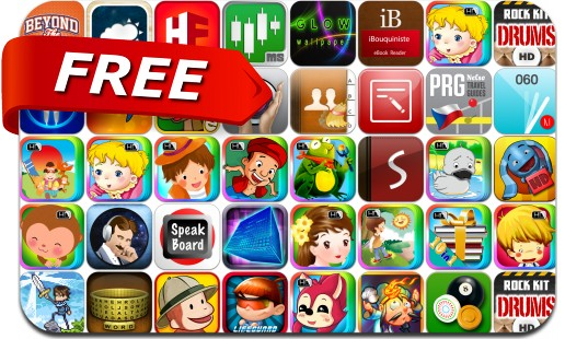 iPhone & iPad Apps Gone Free - June 24